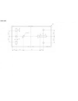 Delta handlier type BHW2600 |1200kg