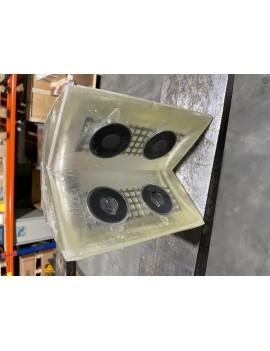 Hoekbeschermer 150mm, met magneten