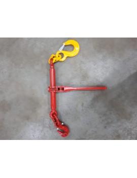 Ladingspanner / Loadbinder 10mm met gaffelhaak