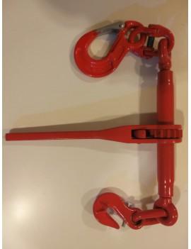 Ladingspanner / Loadbinder 10mm met ooghaak