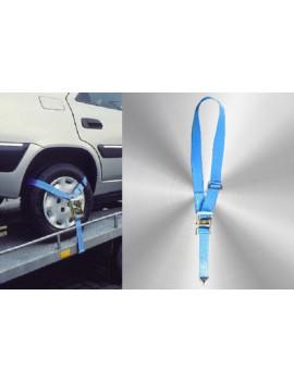Spanband voor autoambulance