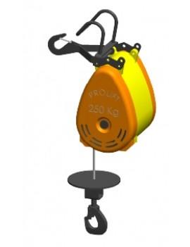 PRO-LIFT Bouwlier 230V